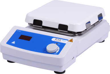 Eins-Sci E-H550-D Hotplate with Ceramic Square Top Plate